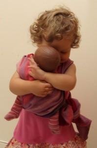 Dansando com o boneco